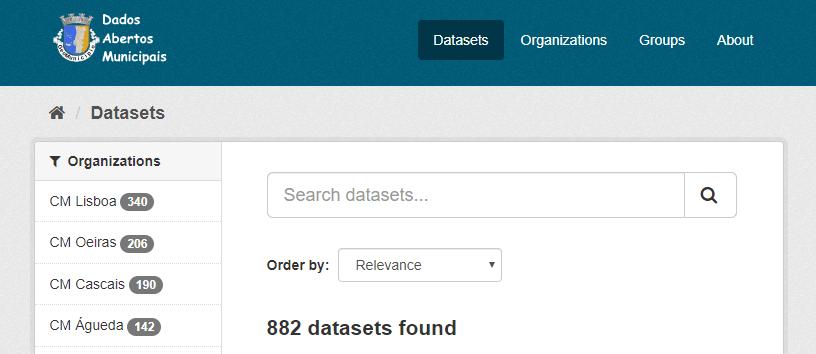 Dados Abertos Municipais